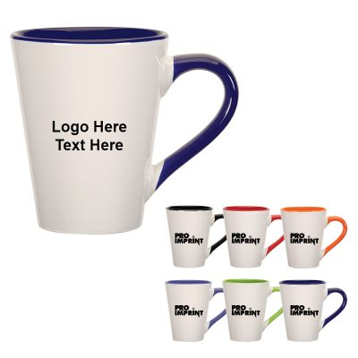 15 Oz Customized Meridian Ceramic Mugs
