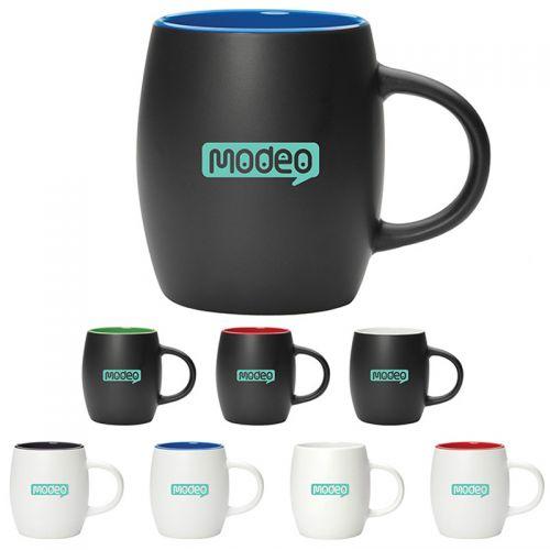 15 Oz Personalized Nebula Ceramic Mugs
