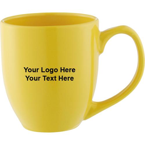 Personalized 15 Oz Zapata Ceramic Mugs