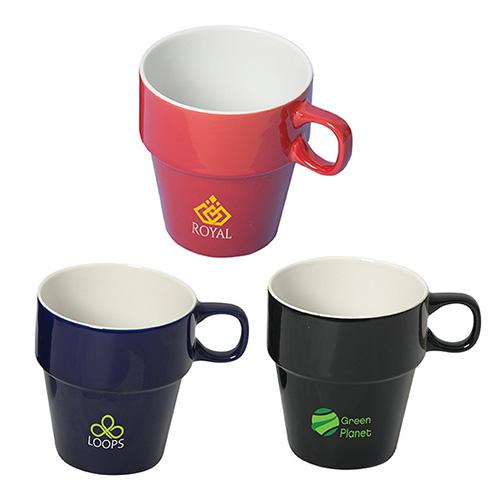 10 Oz Loktak Stacking Mugs