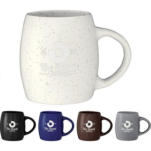 Customized 16 Oz Stone Ceramic Mugs