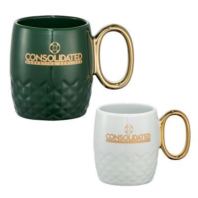 Promotional 13 Oz Juno Ceramic Mugs