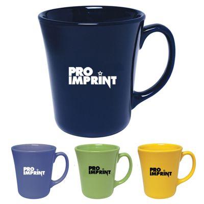 Promotional 14 Oz Bahama Ceramic Mugs