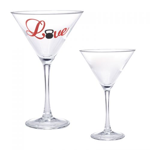 10 Oz Martini Glasses