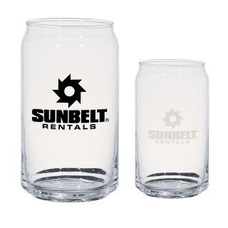 Custom Imprinted 16 Oz Ale Glass Cans