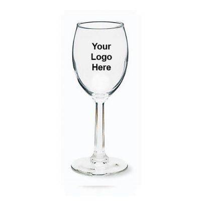 Customized 6.5 Oz Napa Tall Wine Glasses