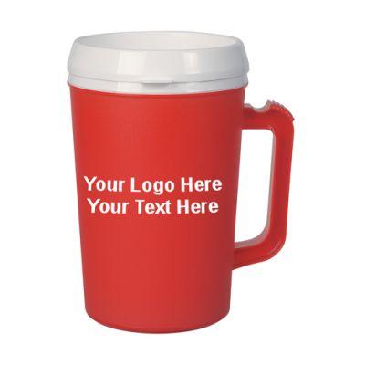 Custom Printed 34 Oz Thermo Insulated Mugs