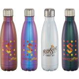 Promotional 17 Oz Aurora Copper Vacuum Insulated Bottles