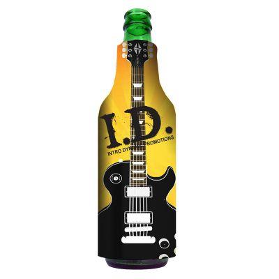 Custom Imprinted Slipover Bottle Coolies