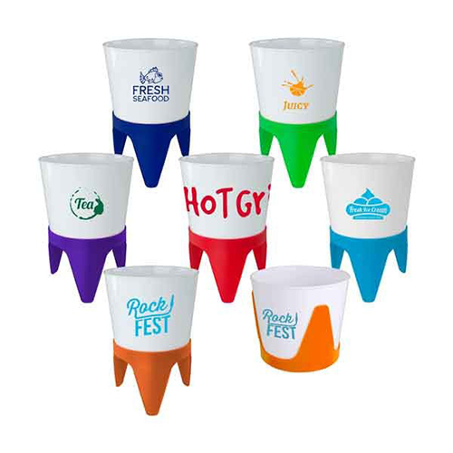 Multipurpose Rocket Cups