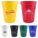 16 Oz Customized Fluted Stadium Cups