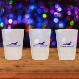 Custom 16 Oz Frost Flex Stadium Cups