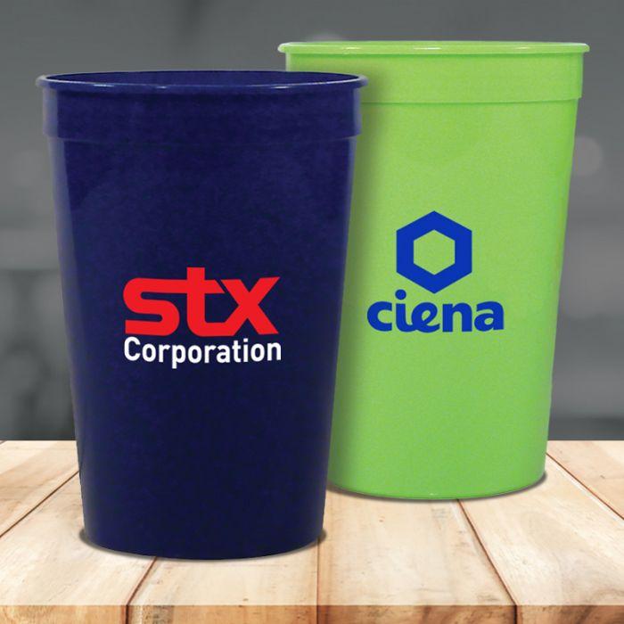Custom Imprinted 16 Oz Stadium Cups