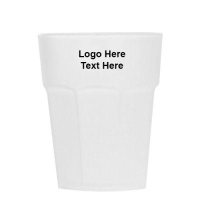 Custom Printed 12 Oz Edinburg Rocks Cups