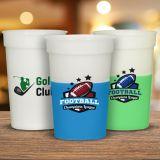Custom Printed 17 Oz Color Changing Stadium Cups