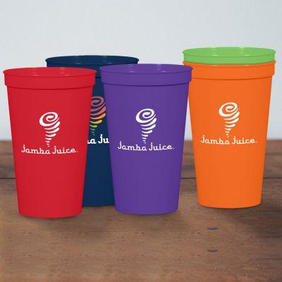 Customized 22 Oz Stadium Cups