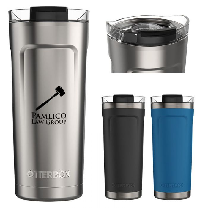 20 Oz Promotional Otterbox® Elevation® Stainless Steel Tumblers