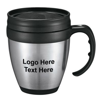 Promotional 14 Oz Java Desk Mugs