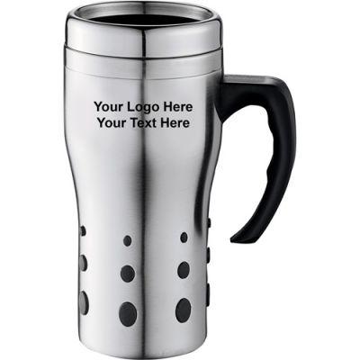 Custom Printed 16 Oz Terrano Travel Mugs