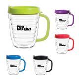 12 Oz Personalized Acryline Coffee Mugs