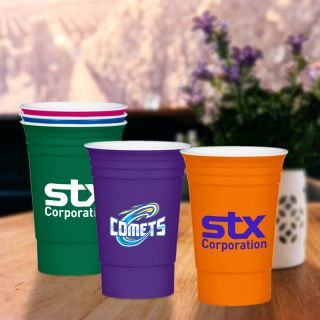 16 Oz Custom Logo Imprinted Cups