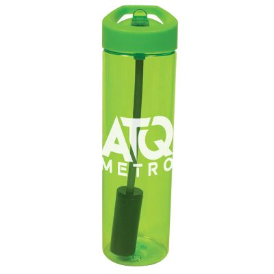 20 Oz Filter Bottles with Flip Straw