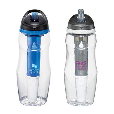 Custom 26 Oz Cool Gear Water Filtration Sport Bottles