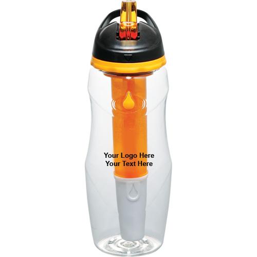 Promotional 26 Oz Cool Gear Water Filtration Sport Bottles