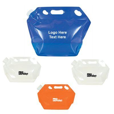 Custom 2 Gallon Emergency Water Bags