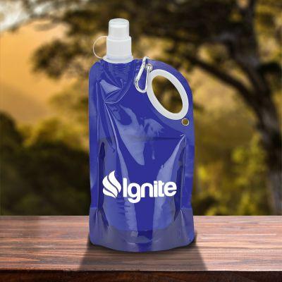 Custom Safari 25 Oz PE Water Bottles