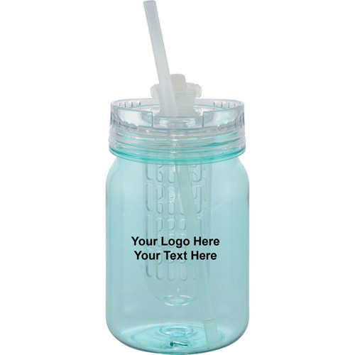 Customized 24 oz Vintage Mason Jar Infusers