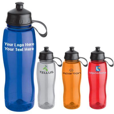 20 Oz Custom Imprinted Bubble Water Bottles