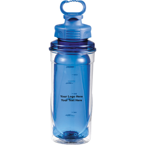 Custom 20 Oz Cool Gear No Sweat BPA Free Sport Bottles