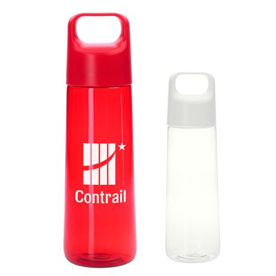 21 Oz Custom Printed Round Water Bottles