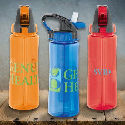 Personalized 22 Oz Cool Gear Chiller Stick Sport Bottles
