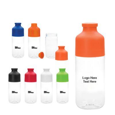 Custom Printed 23 Oz Color Top Bottles