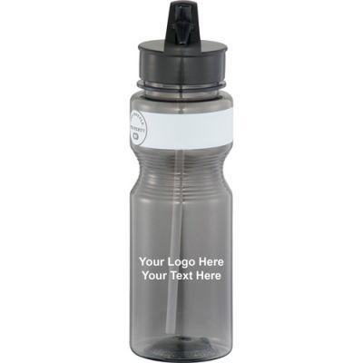 Promotional Logo 26 Oz ID Grip BPA Free Sport Bottles