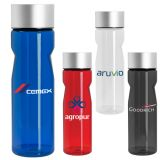 30 Oz Customized Column Water Bottle - 4 Colors