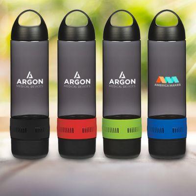 17 Oz Tritan™ Rumble Bottles with Speaker