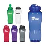 Promotional 26 Oz Poly Clean Wave Bottles