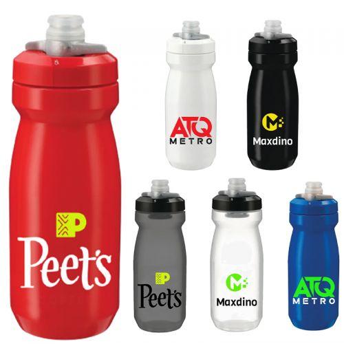 21 Oz Promotional CamelBak Podium® 3.0 Water Bottles