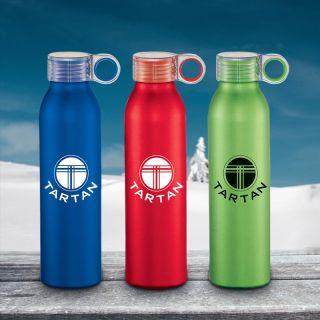 22 Oz Promotional Grom Aluminum Sports Bottles