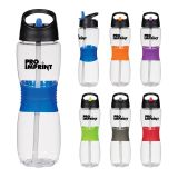 25 Oz Promotional Tritan™ Hourglass Sports Bottles