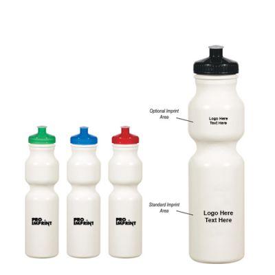 28 Oz Custom Evolve Water Bottles