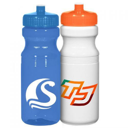Custom Printed 24 OZ Fitness Bottles