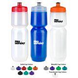 Custom Printed 28 Oz Xtreme Water Bottles