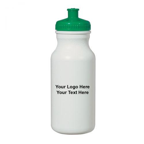 20 Oz Logo Imprinted Evolve Water Bottles