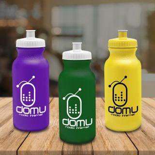 Personalized 20 Oz Omni Bike Bottles