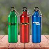 Custom Printed 25 Oz Alpine Aluminum Water Bottles