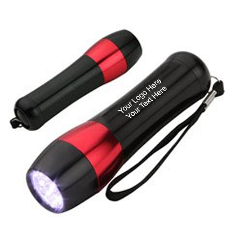 Customized Aluminum LED Flashlights